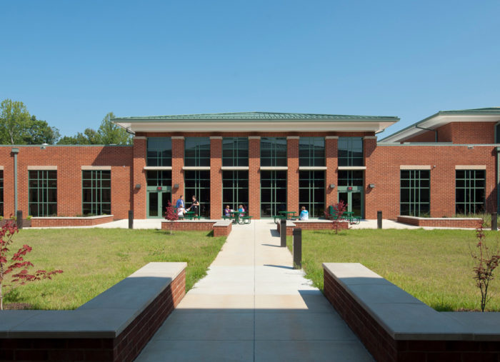 Virginia's First LEED Gold Middle School