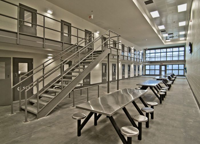 Moseley Architects Announces the First LEED Gold Justice Facility in the Eastern U.S.