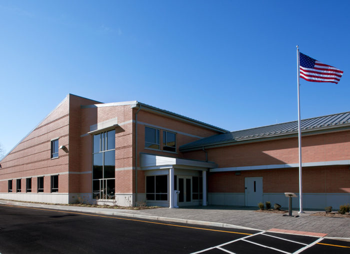 Blue Ridge Regional Jail Authority's First LEED Facility