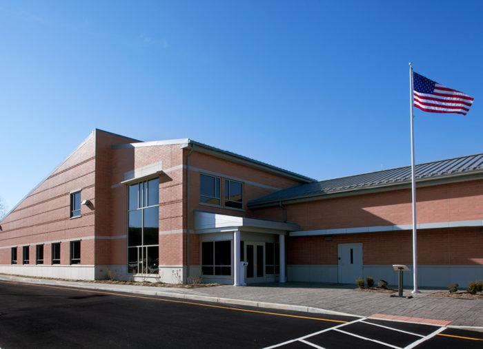 Blue Ridge Regional Jail Authority's First LEED Facility