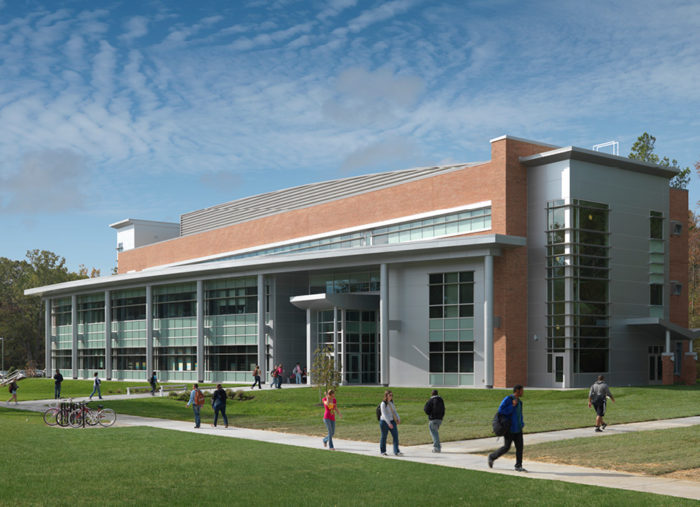 James McNeer Hall Earns Sustainability and Innovation Award