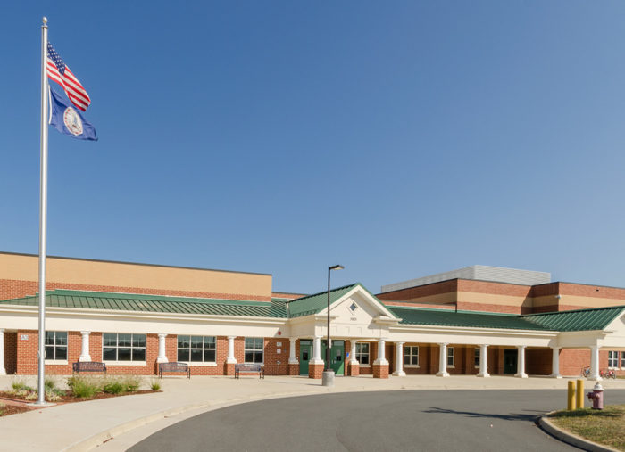 Trailside Middle School<br>Loudoun County Public Schools