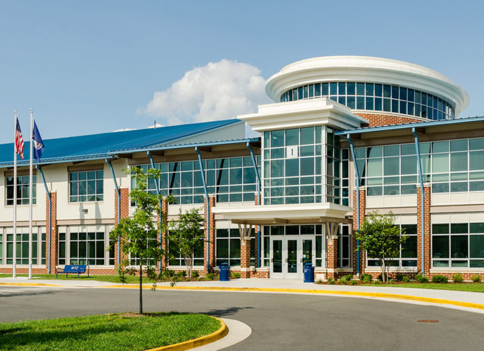Colgan High School<br>Prince William County Public Schools
