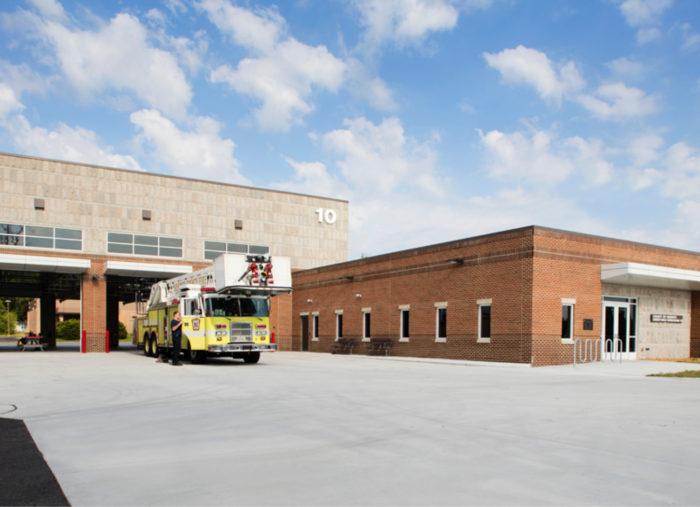 Crestview Firehouse Earns LEED Gold