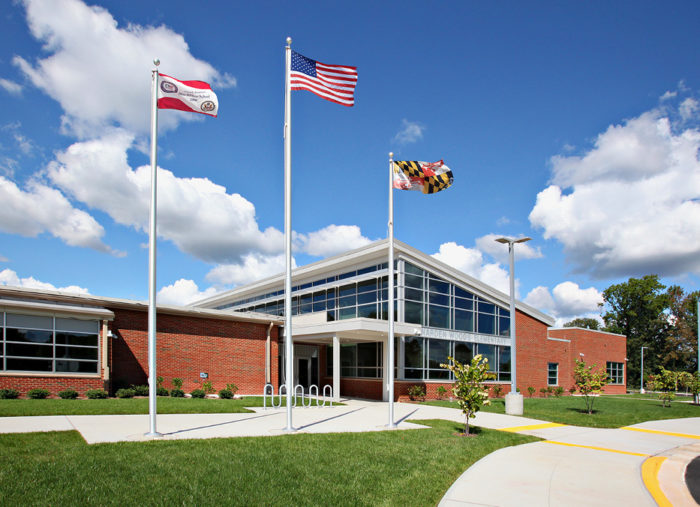 Glenarden Woods Elementary School Earns LEED Gold
