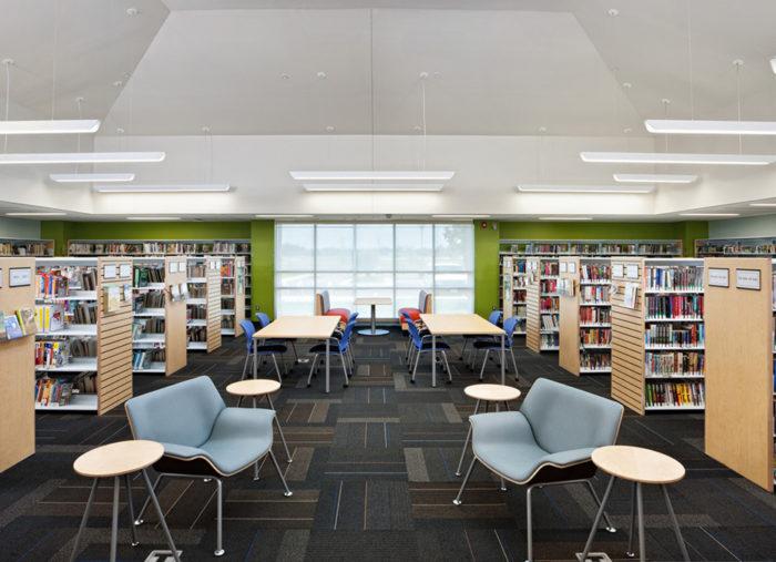 Ettrick-Matoaca Library<br>