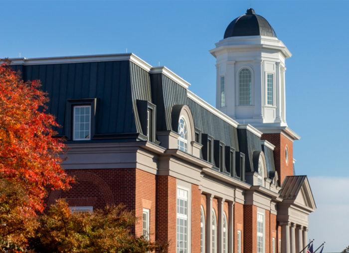 Fredericksburg Courthouse