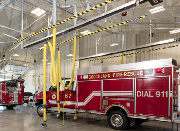Goochland Fire-Rescue Station 6<br>