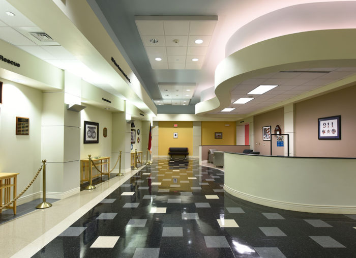 WTCC's Public Safety Training Center Earns LEED Silver