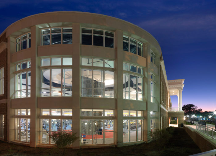Health and Wellness Center<br>Longwood University