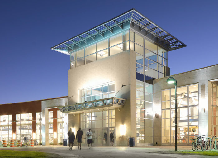 Recreation and Wellness Center<br>Old Dominion University