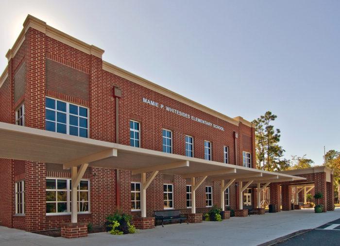Whitesides Elementary School<br>Charleston County School District