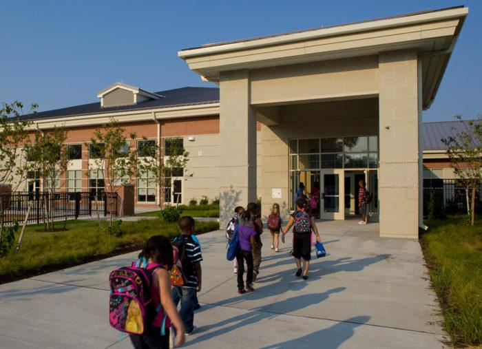 Andrews PreK-8 School<br>Hampton City Schools