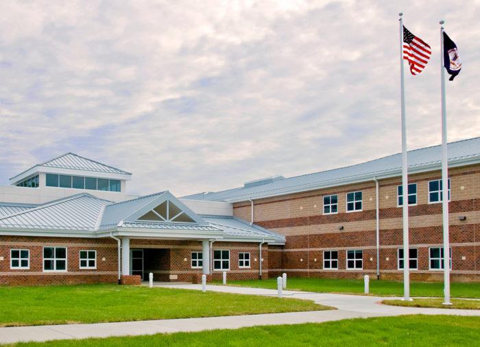 Holman Middle School<br>Henrico County Public Schools