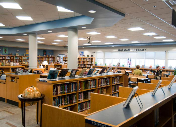 Holman Middle School<br>Henrico County Public Schools<br>
