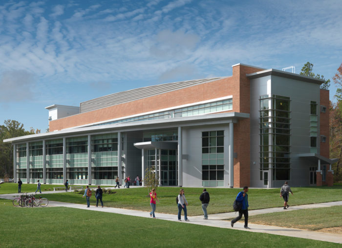 McNeer Hall Science and Technology Building<br>Richard Bland College