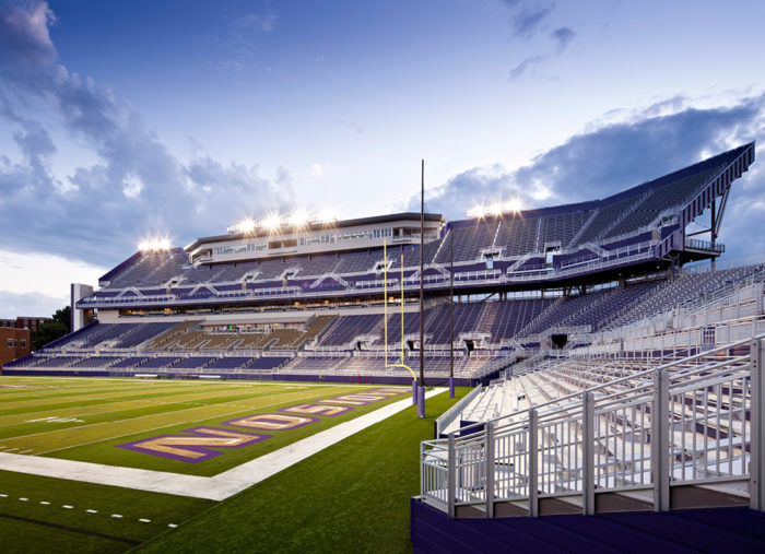 Bridgeforth Stadium<br>James Madison University