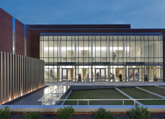 National Recognition for Longwood University's Bedford Hall Visual Arts Renovation and Addition
