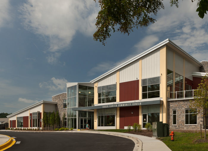 Roger Carter Community Center<br>Baltimore, Maryland