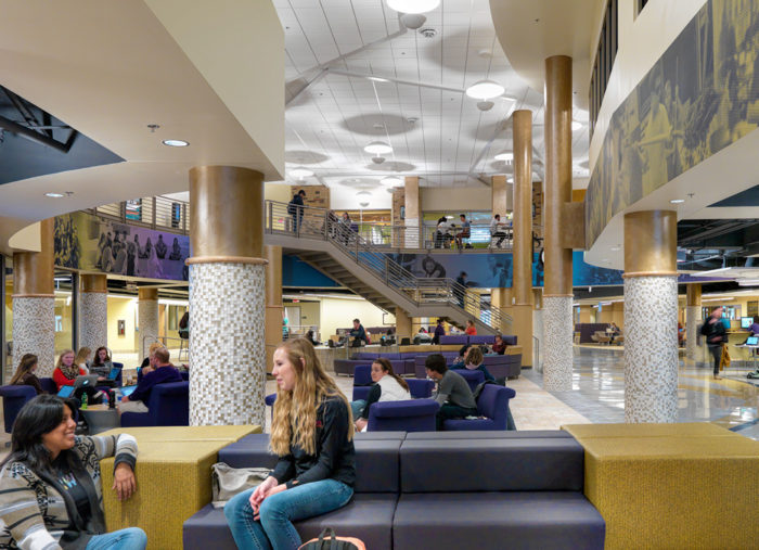 Student Success Center<br>James Madison University<br>