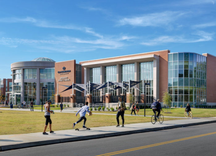 Broderick Dining Commons<br>Old Dominion University