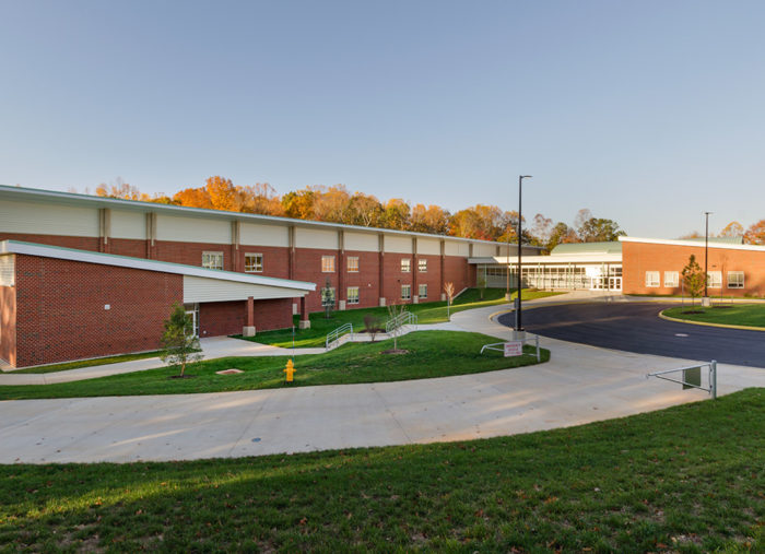 Kyle R. Wilson Elementary School<br>Prince William County Schools