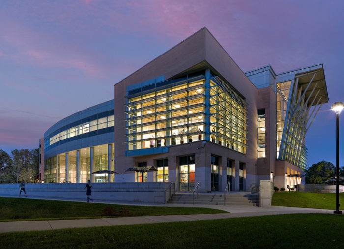 Center for Design, Media and the Arts<br>Northern Virginia Community College