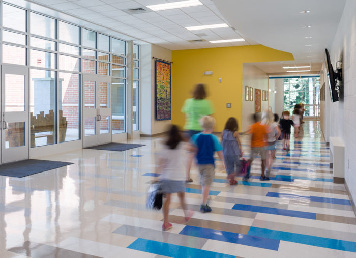 Brooks Museums Magnet Elementary School<br>Wake County Public School System<br>