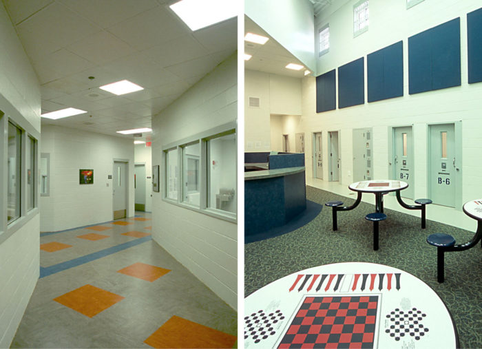 Blue Ridge Juvenile Detention Center<br>