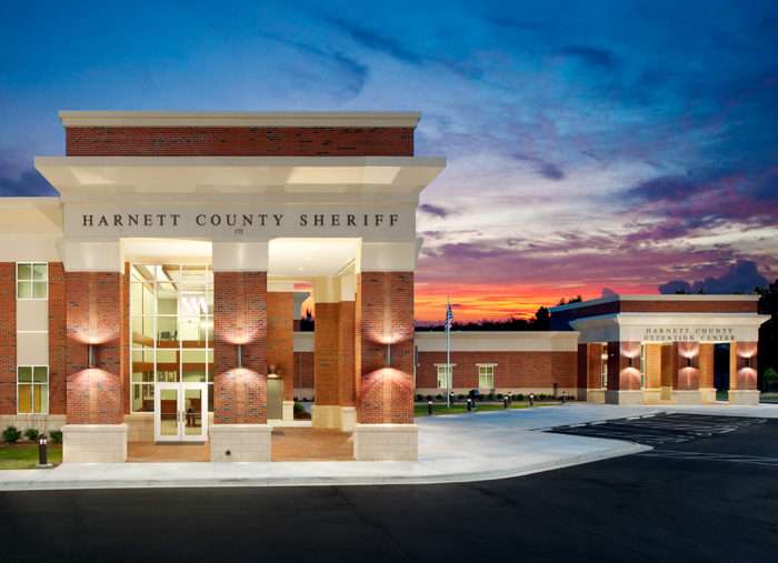 Harnett County Law Enforcement and Detention Center