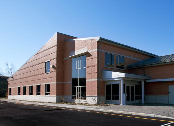 Amherst Adult Detention Center