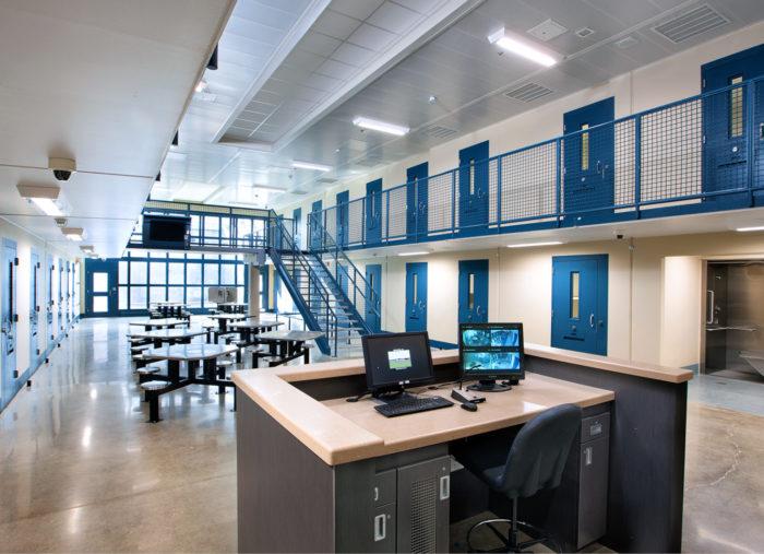 Rappahannock Shenandoah Warren Regional Jail<br>