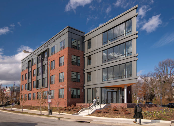 Metro Heights at Mondawmin Earns LEED Gold