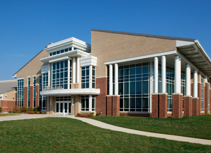 Glen Allen High School<br>Henrico County Public Schools