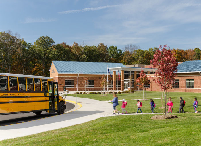 Chris Yung Elementary School<br>Prince William County Public Schools