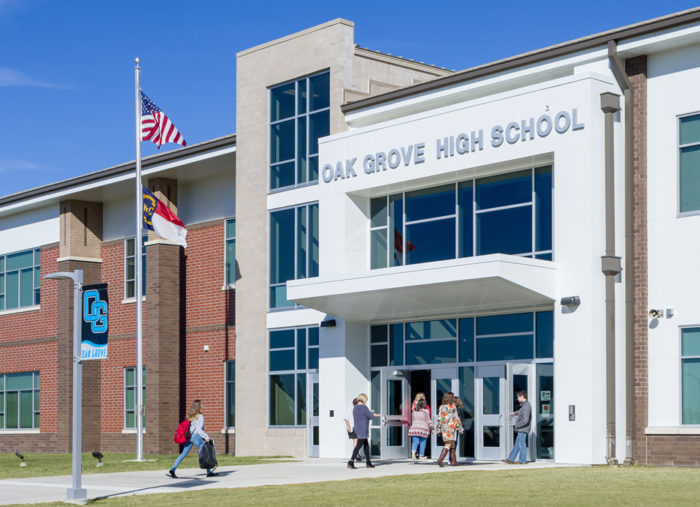 Oak Grove High School<br>Davidson County Schools
