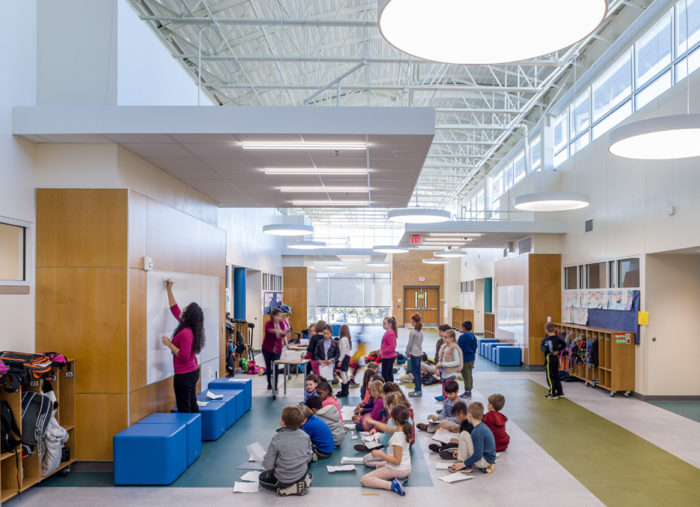 Cherry Park Elementary School Receives Outstanding Project Award