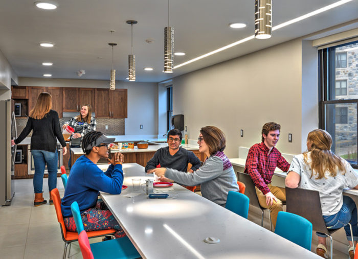 Virginia Tech O'Shaughnessy Hall Earns LEED Silver