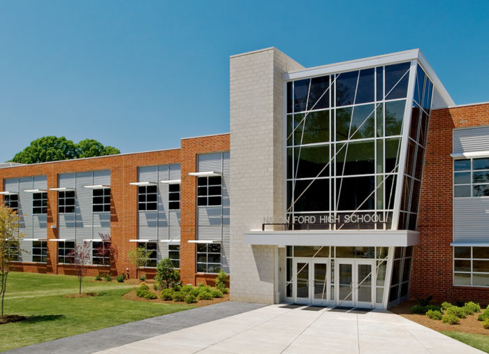 Nation Ford High School<br>Fort Mill School District