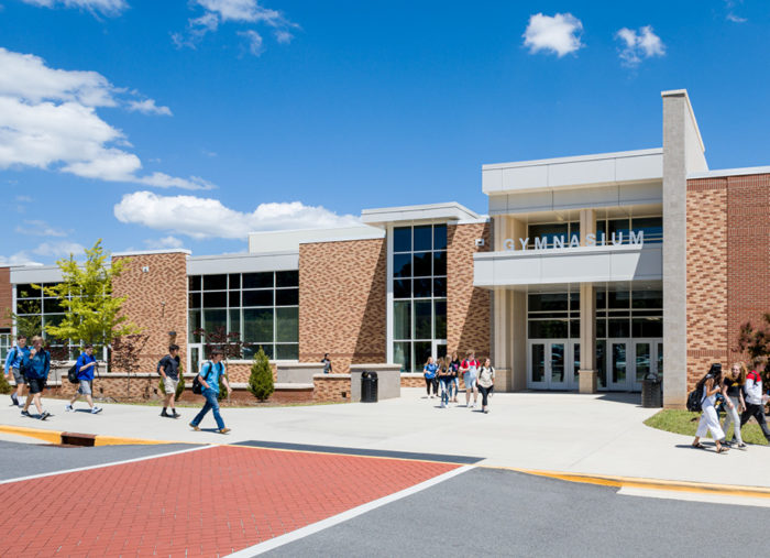 Mooresville High School<br>Mooresville Graded School District