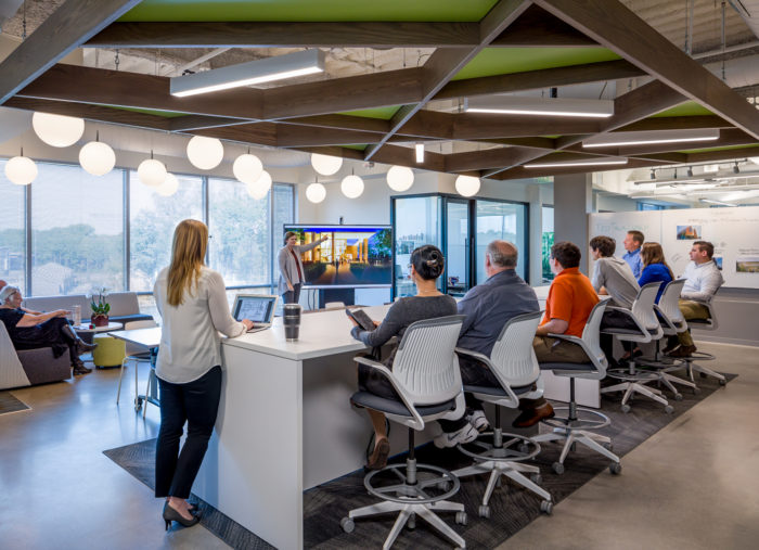 Moseley Architects' Charlotte Office Earns LEED Certification
