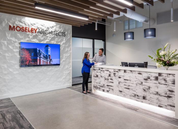 Moseley Architects Expands North Carolina Office