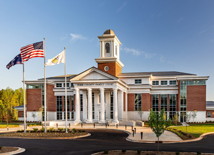 York County Family Court Building