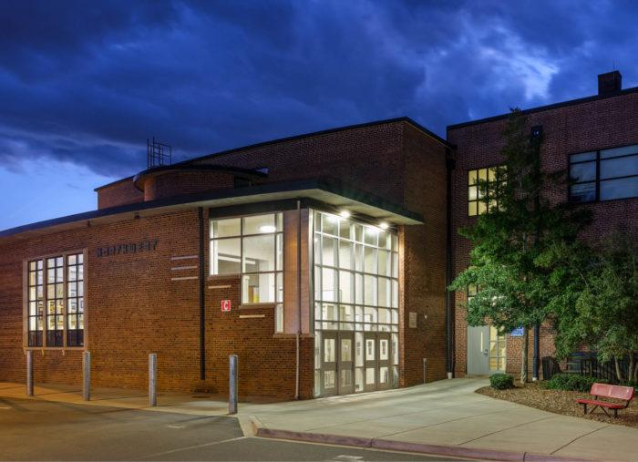 Northwest School of the Arts<br>Charlotte-Mecklenburg Schools