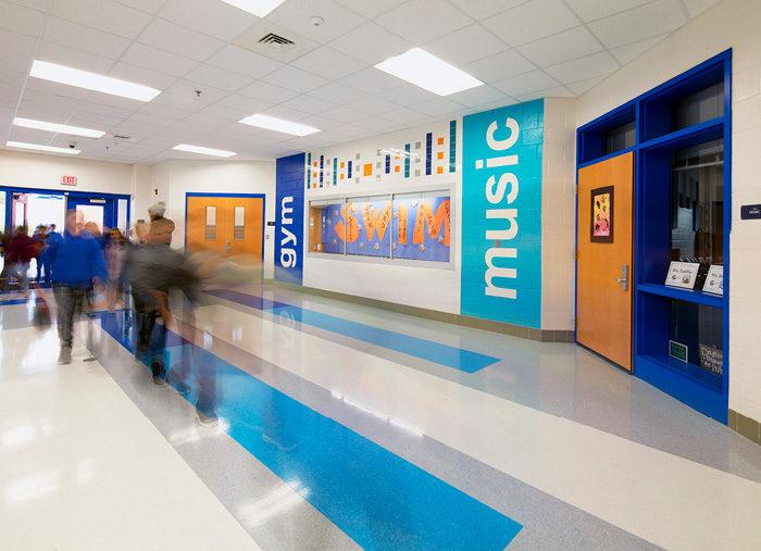 Waxpool Elementary School<br>Loudoun County Public Schools
