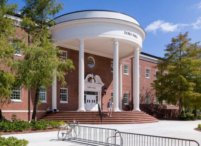 Dobo Hall<br>University of North Carolina at Wilmington