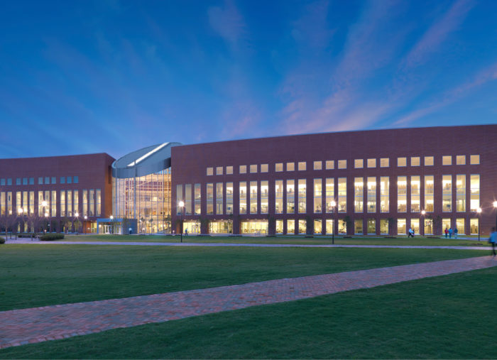 NSU Gains National and International Recognition for New Lyman Beecher Brooks Library