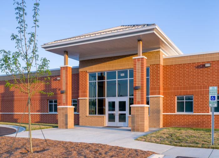 Granville County Law Enforcement and Detention Center