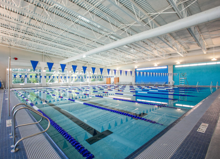Frank J. Thornton YMCA Aquatic Center