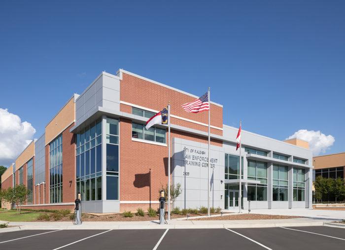 Raleigh Law Enforcement Training Center